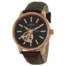 Мужские наручные <b>часы Bulova</b> чехол из розового золота ...
