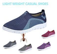 <b>2019 Summer Mesh Men</b> Women Casual Shoes Cotton Loafers ...