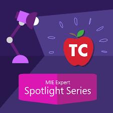 The Microsoft Innovative Expert Spotlight Series Podcast – The TeacherCast Educational Network