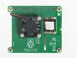 Buy a Raspberry Pi <b>PoE</b> HAT – Raspberry Pi