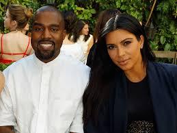 Image result for kim kardashian and kanye