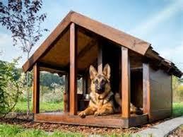 Build Dog House  German Shepherd Dog House  DIY dog kennel    German Shepherd Dog House  Custom Dog House Plans