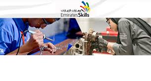 abu dhabi national exhibition centre world class venue for emirates skills national competitions esnc2017