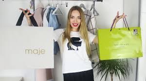 Покупки одежды и <b>обуви</b> Maje, Miu Miu, <b>Ted Baker</b>, Karl Lagerfeld ...