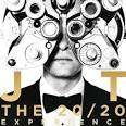 20/20 Experience album by Justin Timberlake