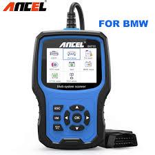 <b>ANCEL BM700 OBD2 Automotive</b> Scanner for BMW MINI Oil Light ...