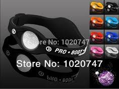 Free Shipping Silicone <b>Bracelet</b> with <b>Hologram Bracelets</b> Power ...