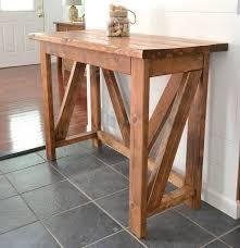 1000 ideas about diy standing desk on pinterest standing desks stand up desk and desks ana white completed eco office desk