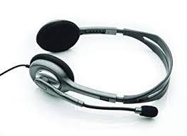 <b>Logitech</b> Stereo <b>Headset H110</b>: Amazon.co.uk: Computers ...