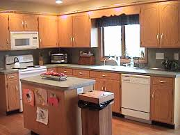 kitchen colors images:  kitchen graceful oak cabinet colors kitchendecorate picture of fresh in exterior  oak kitchen cabinets