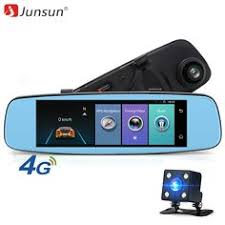 Discount Up to 50% <b>Jansite 7</b> Inch Touch Screen Car DVR Dual ...