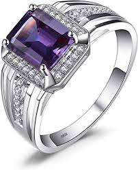 JewelryPalace Created Blue Sapphire Red Ruby ... - Amazon.com