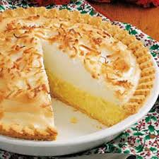 Image result for coconut meringue pie photos