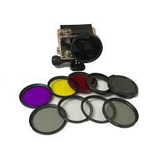 eken h9 h9r accessories 3 way tripod monopod kit mount for action camera original gs57