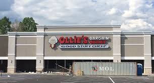 sylacauga s newest retail store now accepting job applications for sylacauga ala the new ollie s bargain outlet on w fort williams street at the old coast to coast shopping building seems to be coming along nicely