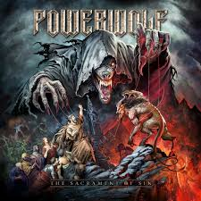 <b>Incense &</b> Iron by <b>Powerwolf</b>