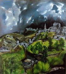 <b>Вид Толедо</b>, Эль Греко, около 1600