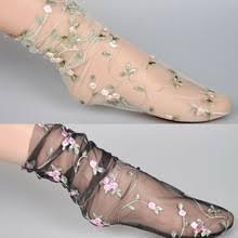 <b>Женские</b> милые тонкие <b>трикотажные носки</b> по щиколотку с ...