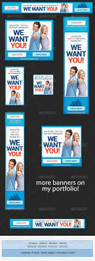 corporate psd banner ad template 4 by admiral adictus graphicriver corporate psd banner ad template 4 banners ads web elements