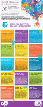 17 best images about office etiquette emotional exclusive infographic email etiquette more than just manners