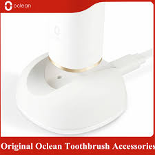 Original <b>Oclean 2</b> in <b>1 Design Electric</b> Toothbrush Charging Base ...
