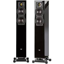 <b>Активная напольная акустика ELAC</b> Air-X 407 High Gloss Black