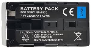 <b>Аккумулятор Prolike PR</b>-<b>NPF970</b> — купить по выгодной цене на ...