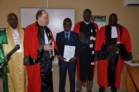 WASCAL    NewsDetails WASCAL First batch of PhD Students graduated at Climate Change Economics School in Dakar