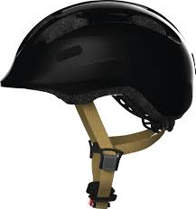 Детский <b>шлем Abus Smiley 2.0</b> Royal Black, купить с доставкой по ...