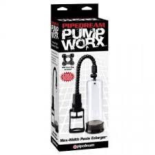 <b>Вакуумная помпа</b> для пениса Pump Worx Max-Width <b>Penis</b> ...