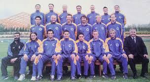 Bosnia and Herzegovina national football team