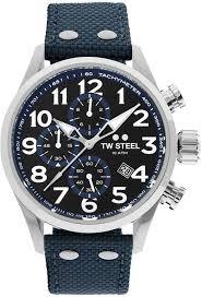<b>Часы</b> наручные <b>мужские TW Steel</b>, VS34, темно-синий