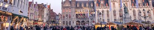 Bruges Christmas markets 2019 - UPDATED | CosmopoliClan