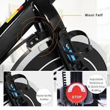 Special Offer (<b>HOT</b>!!!) <b>2019 New</b> Upgraded Upright Exercise Bike ...