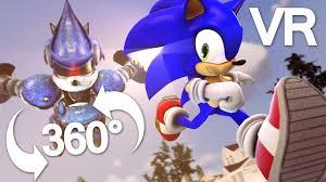 <b>Sonic</b> Animation - <b>SONIC</b> THE HEDGEHOG BATTLE <b>360</b>° VR- SFM ...