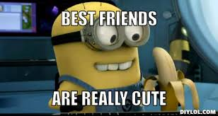 Gallery for - best friend minion memes via Relatably.com