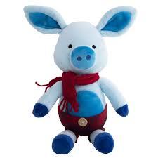 Супер-картошка <b>Button Blue</b> 20 см (1001603674) купить в Москве ...