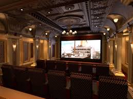 themed family rooms interior home theater: lord of the theaters inspired