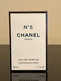Amazon.com : Chanel <b>No.5 Eau De Parfum</b> Spray 1.7 OZ / 50 ml