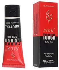 <b>Silk Touch</b> 50ML Anal Painless Sterilization Anal Lubricantes Anal ...