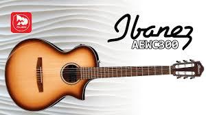 <b>Электроакустическая гитара IBANEZ AEWC300</b> (с тонким ...