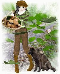 """Résultat de recherche d'images pour """"gifs des champignons des bois"""""""