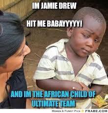 Im jamie Drew... - Skeptical African Boy Meme Meme Generator ... via Relatably.com