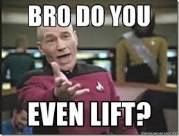 Does Big Sean even lift? | Genius via Relatably.com