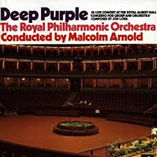<b>Deep Purple</b>, Jon Lord, Malcolm Arnold, Royal Philharmonic ...
