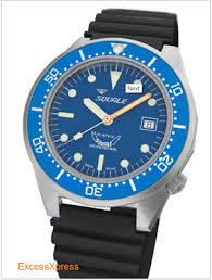 UK <b>STEELDIVE SD1979</b> BLUE 200M Squale 1521 50 Atmos *FREE ...