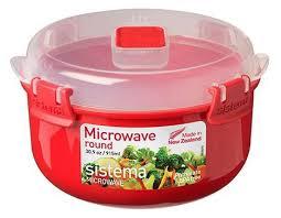 Купить Sistema <b>Контейнер круглый Microwave</b> 1113 в интернет ...