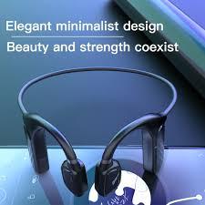 Earphones <b>Bluetooth Headphones MD04 TWS</b> With Bone ...