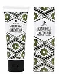 Alaffia Facial Cleanser Clarifying Neem Turmeric, 3.4 fl oz - Mariano's