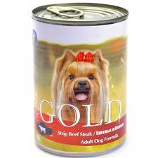<b>Nero Gold Adult Dog</b> Formula Strip Beef Steak 1,25 кг